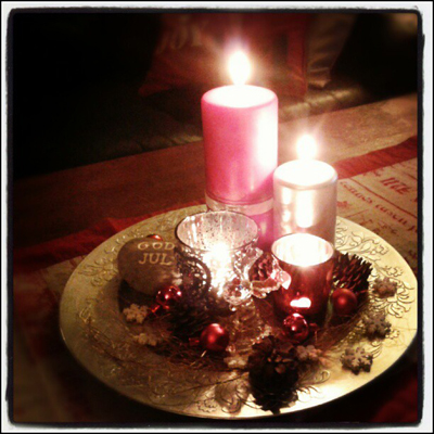 julestemningen