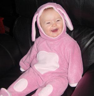 Lille Mia kanin